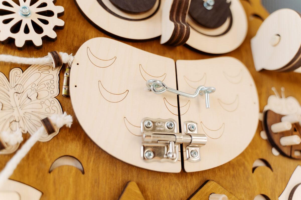 Busy Board - Owl
